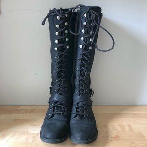 Shoes - Lace Up Boots